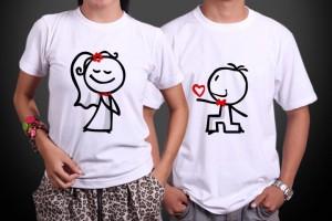 February - WOWBatangas Couple Shirts