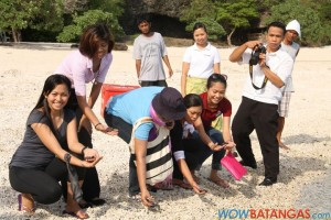 July - Sepoc Island