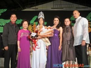 March - Binibining Tanauan pageant