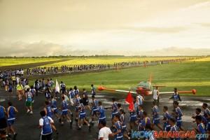 September - Runway Run