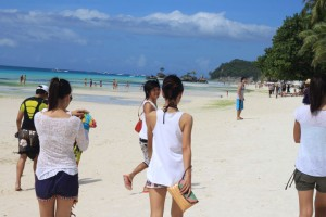 WOWBatangas Team goes to Boracay