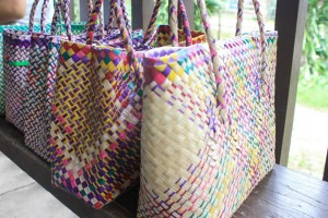 buri products from Verde Island