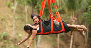 Batangas Recreational Activity: Ziplining (Why You Don't Need to Go Someplace Else)
