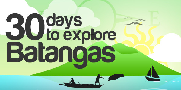 Try This: 30 Days to Explore Batangas