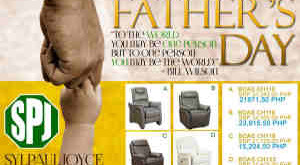 Sylpauljoyce Celebrates Father's Day; Welcomes New School Year with Promos