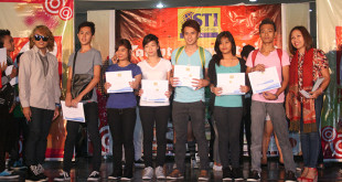 STI College Lipa Talent Competition 2013 (Winners and Photos)