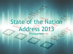 SONA 2013 - Philippines - Pres. Noynoy Aquino