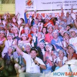'LASAC' Holds Meal Packaging Event at Robinsons Place Lipa