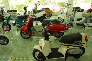 Casa Corazon - First and Only Motorcycle Museum in Batangas, Philippines - BMW, Vespa, Honda, Largest Collection