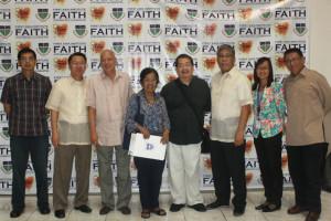 Apolinario Mabini 150th Birth Anniversary Celebration - FAITH (2)