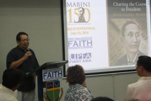 Apolinario Mabini 150th Birth Anniversary Celebration - FAITH (5)