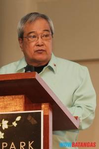 Bienvenido Claravall talks about Tourism Appreciation