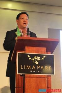 Laudemir S. Salac - OIC, DENR - CENRO Batangas City