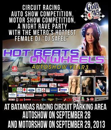 Hot Beats on Wheels Autoshow 3