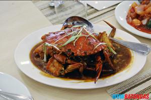 Singaporean crab