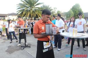 Batangas Waiter's Race 2014 participants