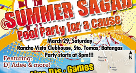 Summer Sagad Pool Party by Rotaract Tanauan