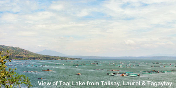 WOWBatangas Road Trip to Talisay, Laurel and Tagaytay (Views of Taal Lake)
