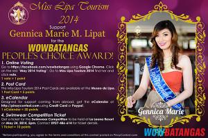 Gennica Marie M Lipat - Brgy Balintawak