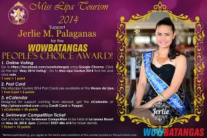 Jerlie M Palaganas - Brgy Sabang