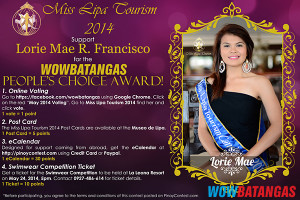 Lorie Mae R Francisco - Brgy San Isidro
