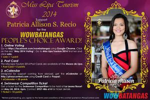 Patricia Allison S Recio - Brgy San Isidro