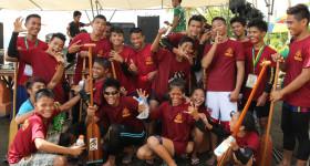 Sagwan Tanauan Dragon Boat Team