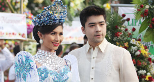 Lipa City's Grand Flores De Mayo 2014 (10)