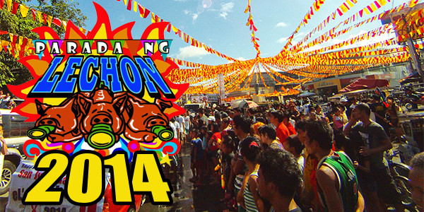 Paradang ng Lechon 2014 sa Balayan, Batangas – Photos and Video