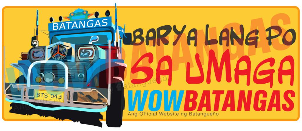 barya lang po sa umaga - jeepney sticker wowbatangas