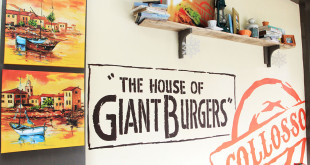 Experience the Giant Burgers of Collosso in Lipa City
