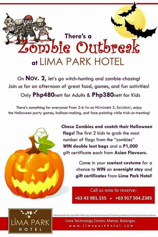 43 Lima Park Hotel - Zombie Outbreak
