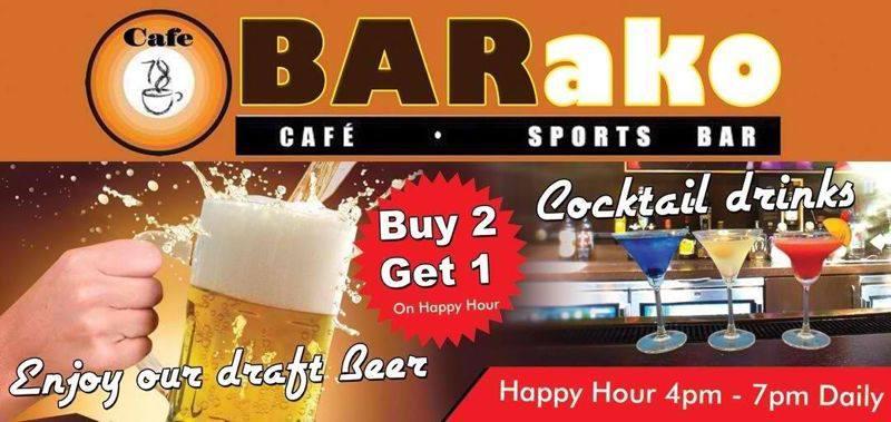 48 BARako Cafe & Sportsbar1