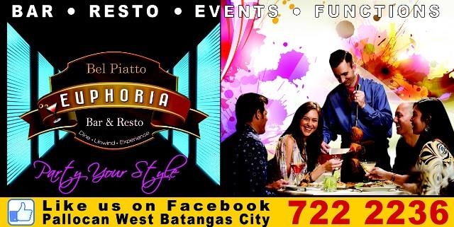 69 Euphoria Bar and Resto 1