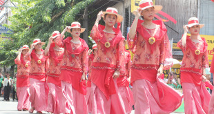 Sublian Festival 2015 Grand Parade