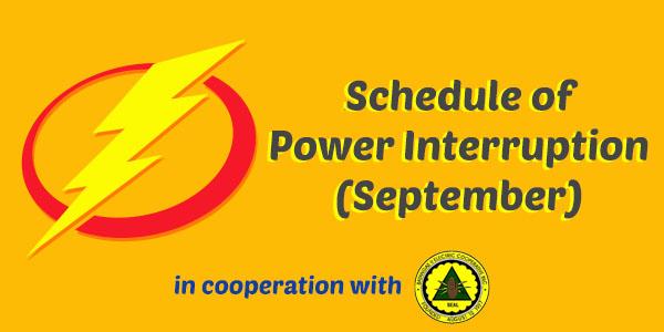 2015-09-02 Batelec Schedule of Power Interruption 600x300