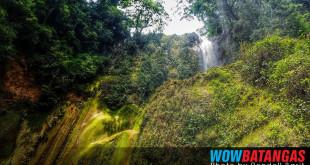Ambon-Ambon Falls ng Laurel Batangas