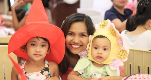 Mary Mediatrix Medical Center's Trick or Treat Party