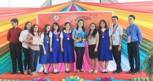 Karibok ang Tuktok 2016 ng UP Batangan