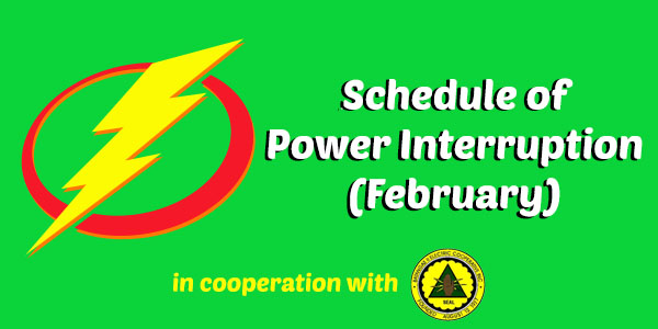 2015-09-02 Batelec Schedule of Power Interruption 600x300