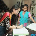 Mutya ng Batangas 2015 Siselle Fajardo visits Sagip Tahanan Foundation (10)