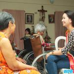 Mutya ng Batangas 2015 Siselle Fajardo visits Sagip Tahanan Foundation (13)