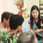Mutya ng Batangas 2015 Siselle Fajardo visits Sagip Tahanan Foundation (14)