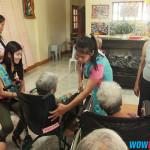 Mutya ng Batangas 2015 Siselle Fajardo visits Sagip Tahanan Foundation (16)