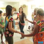 Mutya ng Batangas 2015 Siselle Fajardo visits Sagip Tahanan Foundation (18)