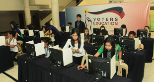 Voter's Education Forum and Mock Elections at FAITH