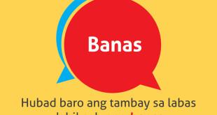 Diksyunaryong Batangueño Ep 9 – Banas