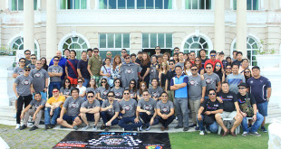 JCI Lipa x JCI Alabang's Gumball Rally 2016