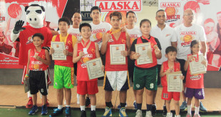 Alaska Basketball Powercamp sa FAITH