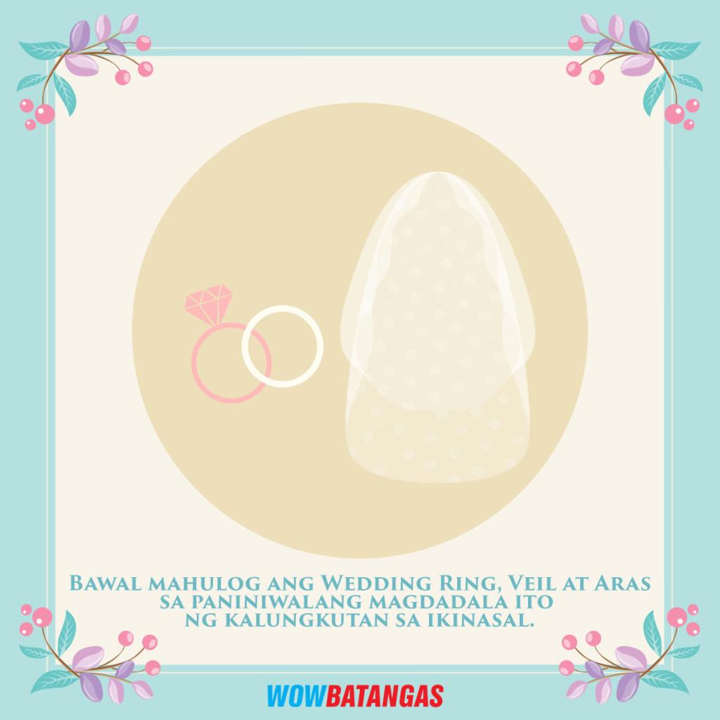 2016-06-08 Pamahiin at paniniwala bago ikasal - Wedding Ring